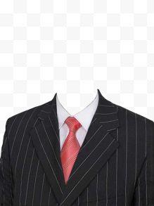 黑色衬衣配什么领带_白衬衣红领带图片_白衬衫红领带图片_红领带图片_红领带单独图片