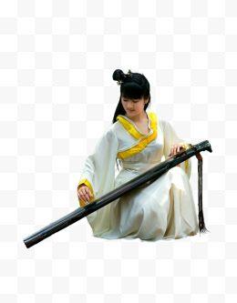 弹古筝美女美女47图片免费下载-弹古装古筝美古装遇重庆图片
