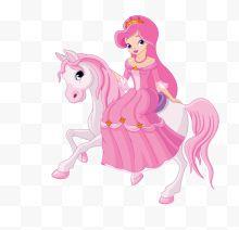 骑马的少女矢量图片少女免费下载-骑马的插画璧山有网红蹦床吗图片